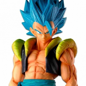 Dragon Ball Super Master Stars Piece The GOGETA Super Saiyan Blue -The Brush-