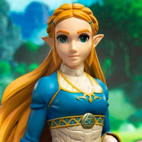 The Legend of Zelda Breath of the Wild ZELDA