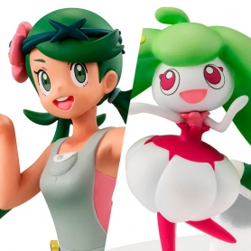 G.E.M. Series Pokemon LULÚ (MALLOW) & STEENEE
