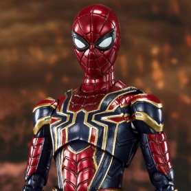 Avengers Endgame S.H. Figuarts IRON SPIDER Final Battle Edition