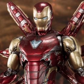 Avengers Endgame S.H. Figuarts IRON MAN MK-85 Final Battle Edition
