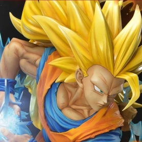 Dragon Ball Z Mega Premium Masterline SON GOKU Super Saiyan DX Ver.