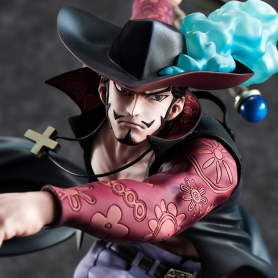 "One Piece Portrait Of Pirates Neo-Maximum DRACULE MIHAWK ""Limited Edition"""