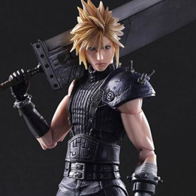 Final Fantasy VII Remake Play Arts Kai No. 1 CLOUD STRIFE