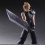 Final Fantasy VII Remake Play Arts Kai No. 1 CLOUD STRIFE