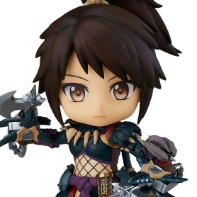 Nendoroid No. 1284-DX Monster Hunter World: Iceborne FEMALE NARGACUGA ALPHA Armor Ver. DX
