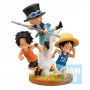 One Piece Ichibansho The Bonds of Brothers LUFFY ACE SABO
