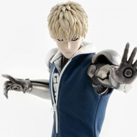 One-Punch Man 1/6 Articulated Figure GENOS (Season 2) Deluxe Version