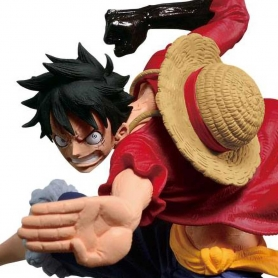 One Piece SCultures Big Banpresto Figure Colosseum 6 Vol. 3 MONKEY D. LUFFY (Reedición)