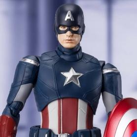 Avengers Endgame S.H. Figuarts CAPTAIN AMERICA Cap Vs. Cap Edition
