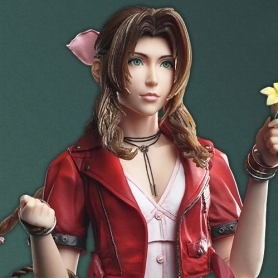 Final Fantasy VII Remake Play Arts Kai AERIS GAINSBOROUGH