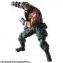 Final Fantasy VII Remake Play Arts Kai BARRET WALLACE Version 2