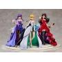 Fate/Stay Night SABER, RIN TOHSAKA and SAKURA MATOU 15th Celebration Dress Ver. Premium Box