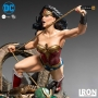 DC Comics WONDER WOMAN Vs DARKSEID Diorama 1/6 by Ivan Reis