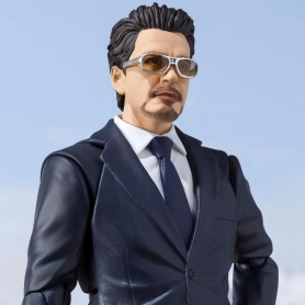 Iron Man S.H. Figuarts TONY STARK Birth of Iron Man Edition