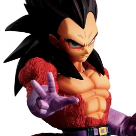Dragon Ball GT Ichibansho Masterlise The Greatest Saiyan VEGETA Super Saiyan 4
