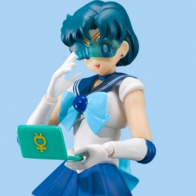 Sailor Moon S.H. Figuarts SAILOR MERCURY Animation Color Edition