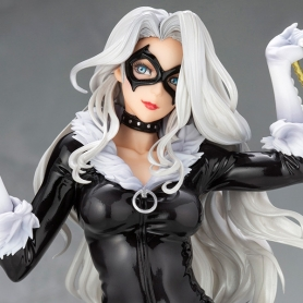 Marvel Bishoujo Statue BLACK CAT Steals Your Heart
