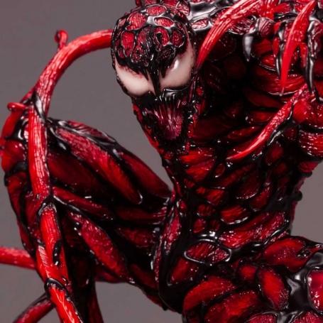 Marvel Comics Maximum Carnage Fine Art Statue CARNAGE