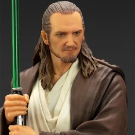 ARTFX+ Star Wars The Phantom Menace QUI-GON JINN