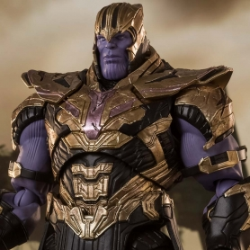 Avengers Endgame S.H. Figuarts THANOS Final Battle Edition Tamashii Web Edición Exclusiva