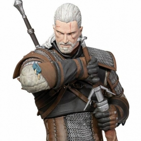 The Witcher 3 Wild Hunt GERALT DE RIVIA Heart of Stone Deluxe Ver.