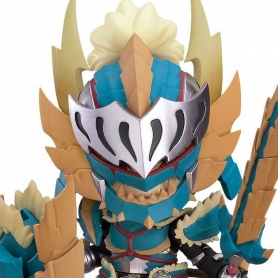 Nendoroid No. 1421 Monster Hunter World: Iceborne MALE ZINOGRE ALPHA Armor Ver.