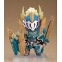 Nendoroid No. 1421-DX Monster Hunter World: Iceborne MALE ZINOGRE ALPHA Armor Ver. DX