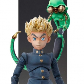 JoJo's Bizarre Adventure Parte IV: Diamond is Unbreakable Super Action Statue (Chozo Kado) KOICHI HIROSE & ECHOES ACT 1