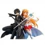 Sword Art Online Lucrea KIRITO & ASUNA SAO 10th Anniversary