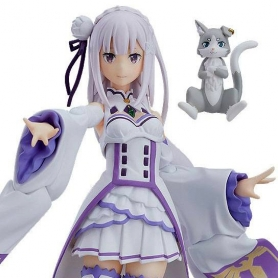 Figma Re:ZERO Starting Life in Another World EMILIA (Reedición)