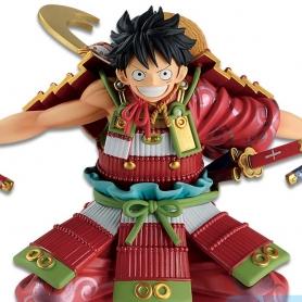 One Piece Ichibansho Wano Kuni Second Act LUFFYTARO Armor Warrior