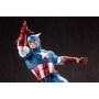Marvel Avengers Fine Art Statue CAPTAIN AMERICA