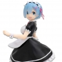 Re: ZERO Starting Life in Another World Ichibansho Rejoice That There Are Lady On Each Arm REM
