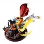 Digimon Adventure: Our War Game! V.S. Series OMEGAMON Vs DIABLOMON