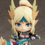 Nendoroid No. 1407-DX Monster Hunter World: Iceborne FEMALE ZINOGRE ALPHA Armor Ver. DX