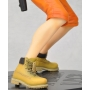 One Piece Door Painting Collection Figure MONKEY D. LUFFY The Three Musketeers Ver.