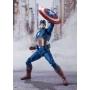 Avengers S.H. Figuarts CAPTAIN AMERICA Avengers Assemble Edition