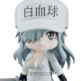 Nendoroid No. 1579 Cells at Work! Code Black WHITE BLOOD CELL (Neutrophil) (1196)