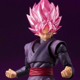 Dragon Ball Super S.H. Figuarts GOKU BLACK Super Saiyan Rosé