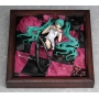 Character Vocal Series: Miku Hatsune Supercell Feat. MIKU HATSUNE: World is Mine (Brown Frame)