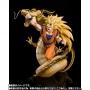 Dragon Ball Z Figuarts ZERO Extra Battle SON GOKU Super Saiyan 3 Dragon Fist Explosion