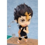 Nendoroid No. 1591 Haikyu!! To The Top YU NISHINOYA The New Karasuno Ver.