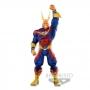 My Hero Academia Banpresto World Figure Colosseum Super Master Star Piece ALL MIGHT (The Brush)