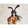 Rascal Does Not Dream of Bunny Girl Senpai MAI SAKURAJIMA Mai Uniform Bunny Ver. (Taito)
