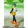 Dragon Ball Z S.H. Figuarts BULMA Journey to Planet Namek
