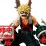 My Hero Academia World Figure Colosseum Modeling Academy Super Master Stars Piece The KATSUKI BAKUGO (The Anime)