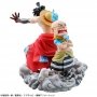 One Piece Logbox RE:BIRTH WANOKUNI Vol. 2 Pack 4 dioramas