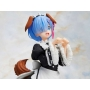Re: ZERO Starting Life in Another World Coreful Figure REM Memory Snow Dog Ver.