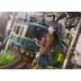 Rascal Does Not Dream of Bunny Girl Senpai Shibuya Scramble Figure MAI SAKURAJIMA Enoden Ver.